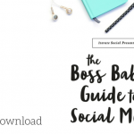 Free e-book download on social media best practices
