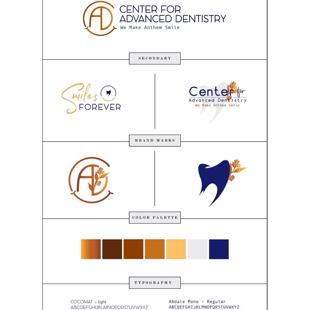 dental branding
