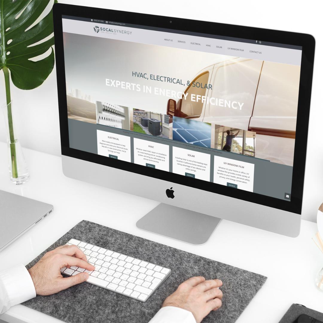 SoCal Synergy Web Design