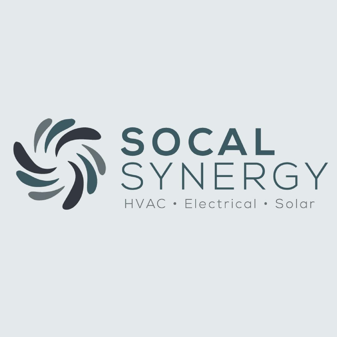 HVAC logo and website design