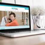 pediatric dental website design