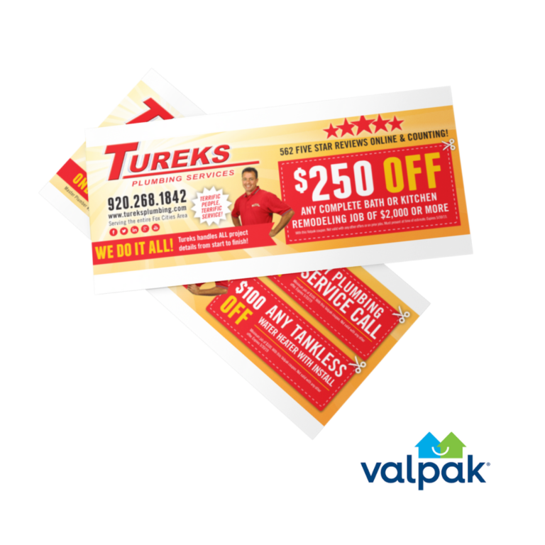 coupon design for contractors