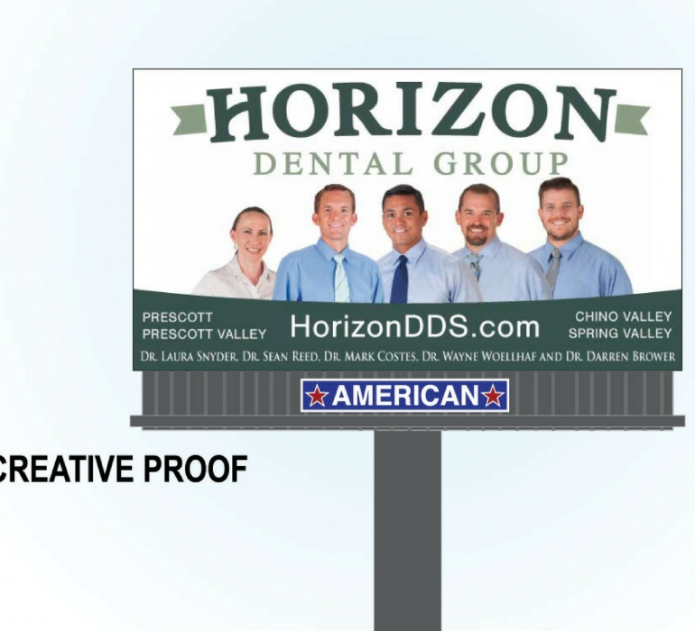 Visit Horizon Dental Groups Website